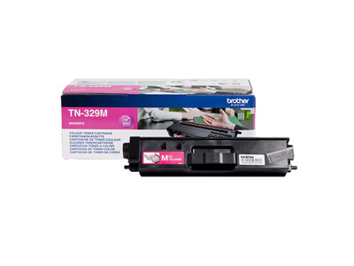 BROTHER TN329 ORIGINAL TONER MAGENTA
