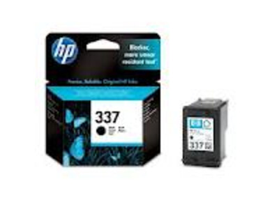 HP 337 ORIGINAL BLACK INK