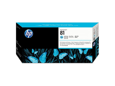 HP 83 PRINTHEAD  CLEANER UV CYAN