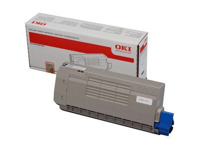 OKI C710/711 ORIGINAL TONER BLACK