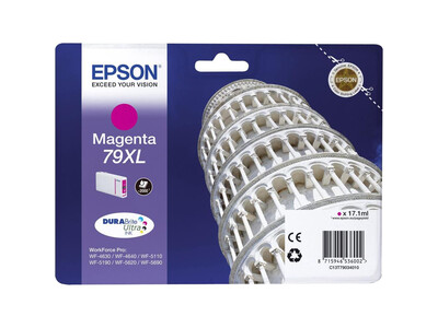 EPSON T7903 79XL ORIGINAL CYAN INK
