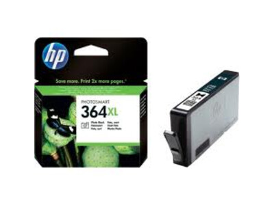 HP 364 XL ORIGINAL PHOTO BLACK INK