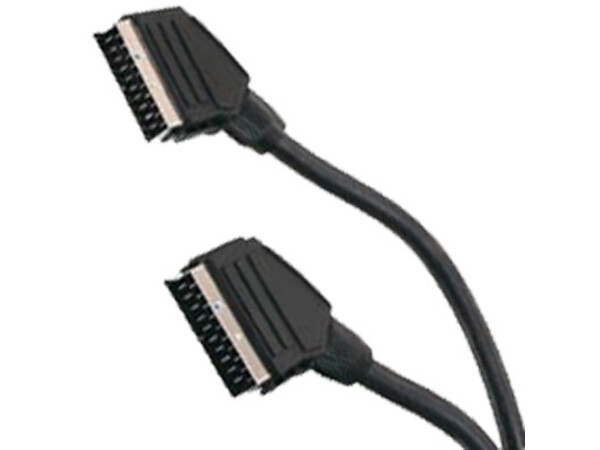 CARTRIDGE WORLD SCART M-M CABLE 1.5M