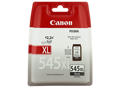 CANON PG545 XL ORIGINAL BLACK INK 15ML