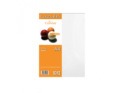 LAZULIS GLOSS A4 300GR PHOTO PAPER 100
