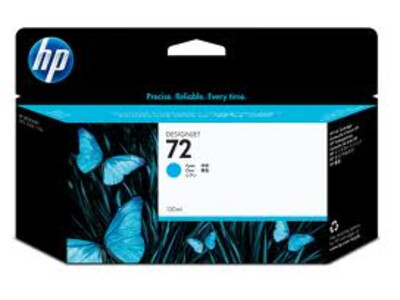 HP 72 HY ORIGINAL CYAN INK