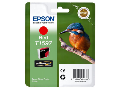 EPSON T1597 ORIGINAL RED INK