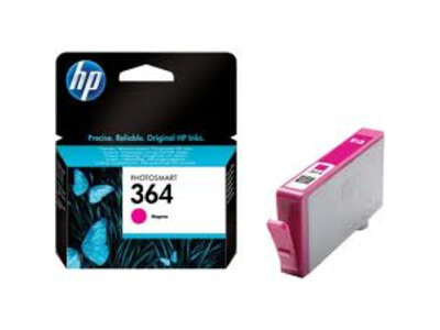 HP 364 ORIGINAL MAGENTA INK