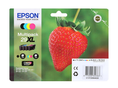 EPSON T2996XL ORIGINAL MULTIPACK 4 INKS