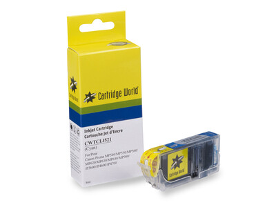 CANON CLI521 CW REPLACEMENT CYAN INK