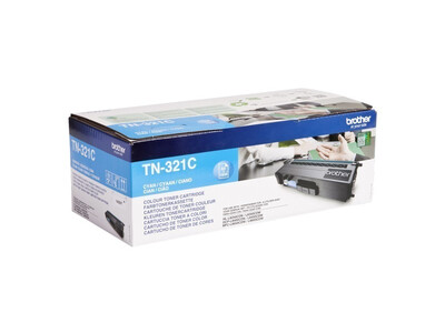 BROTHER TN321 ORIGINAL TONER CYAN