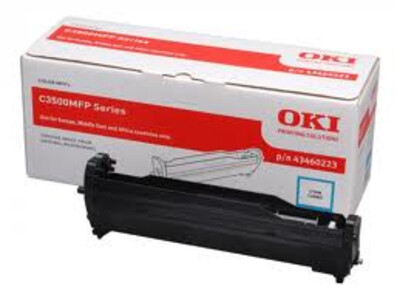 OKI C3520 ORIGINAL CYAN DRUM UNIT