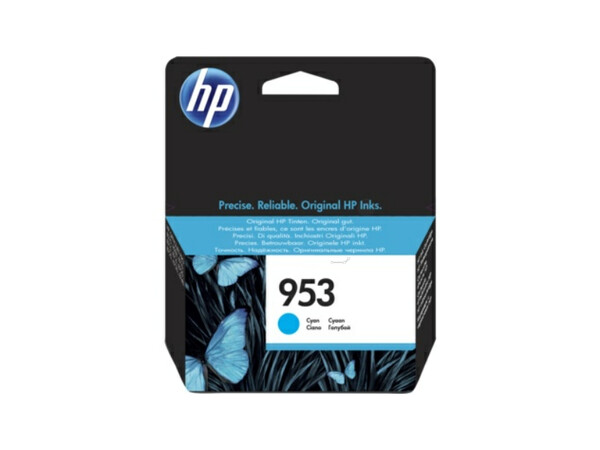 HP 953 ORIGINAL CYAN INK