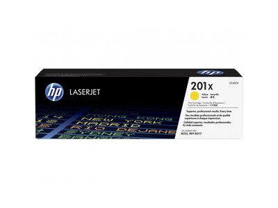 HP CF402X ORIGINAL H/Y TONER YELLOW 201X