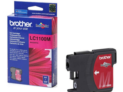 BROTHER LC1000 ORIGINAL MAGENTA INK