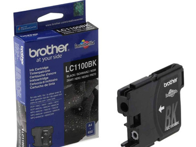 BROTHER LC1100 ORIGINAL BLACK INK