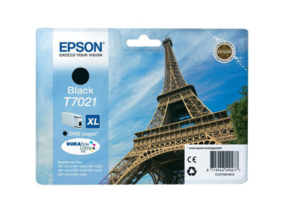 EPSON T7021 XL ORIGINAL BLACK INK