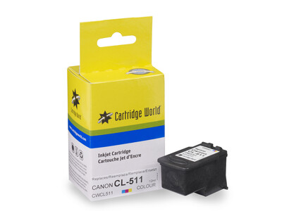 CANON CL511 CW REPLACEMENT COLOUR INK 13.5ML