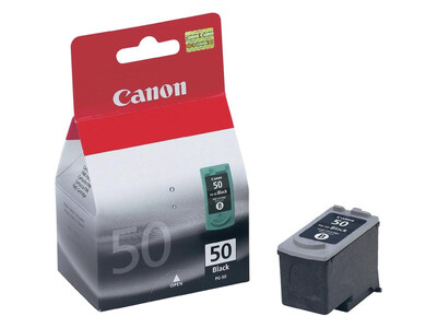 CANON PG50 ORIGINAL BLACK INK