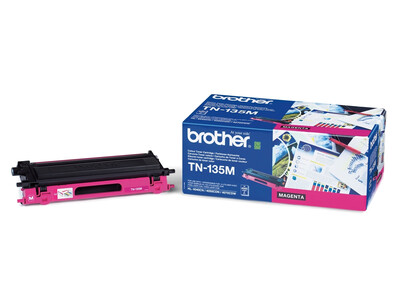 BROTHER TN135 ORIGINAL TONER MAGENTA