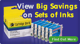View Big Savings on Sets of Inks