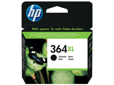 HP 364XL ORIGINAL BLACK INK