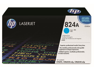 HP CB384A ORIGINAL DRUM BLACK