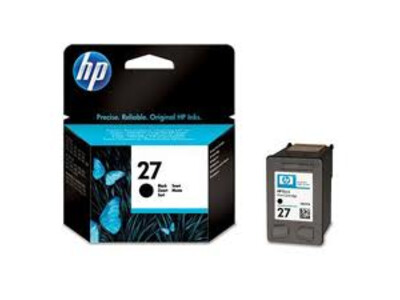 HP 27 ORIGINAL BLACK INK 10ML