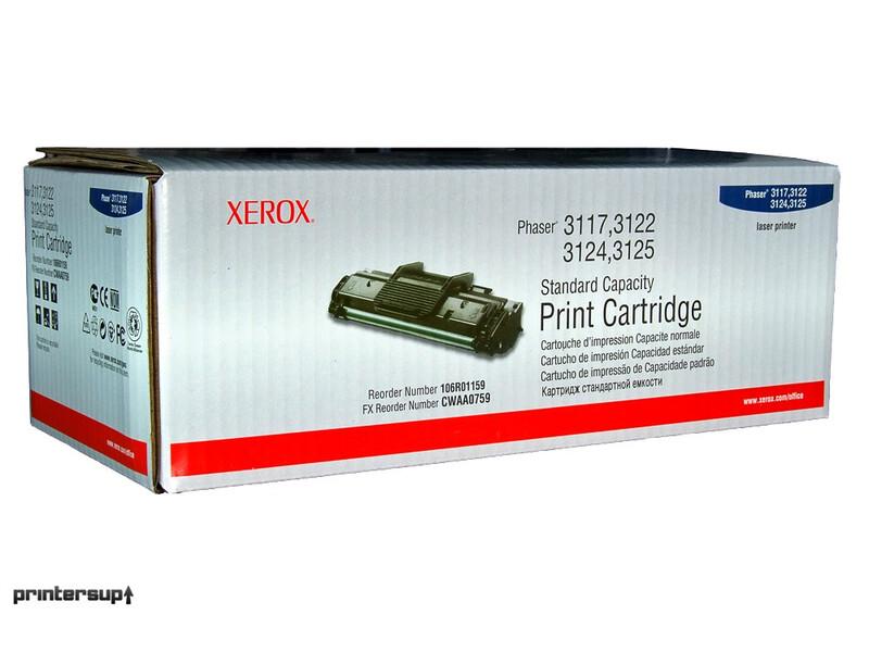 XEROX PHASER 3125 WINDOWS XP DRIVER