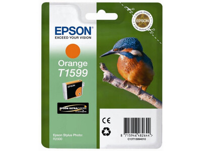 EPSON T1599 ORIGINAL ORANGE INK