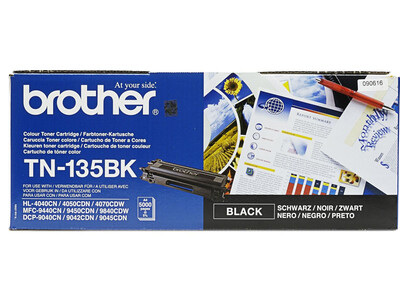 BROTHER TN135 ORIGINAL TONER BLACK