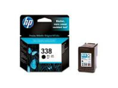 HP 338 ORIGINAL BLACK INK