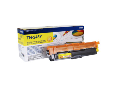 BROTHER TN245 ORIGINAL TONER YELLOW