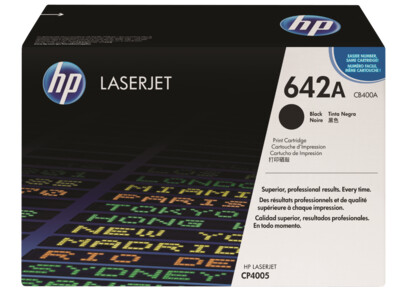 HP CB400A ORIGINAL TONER BLACK