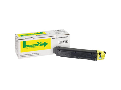 KYOCERA TK-5150Y ORIGINAL TONER YELLOW