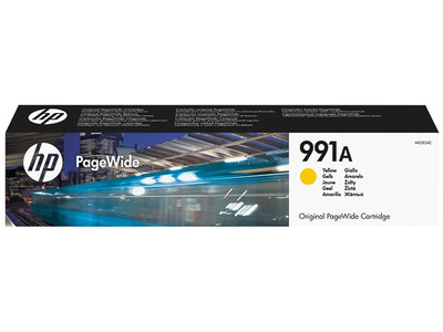 HP 991A ORIGINAL YELLOW INK *8000  PAGES