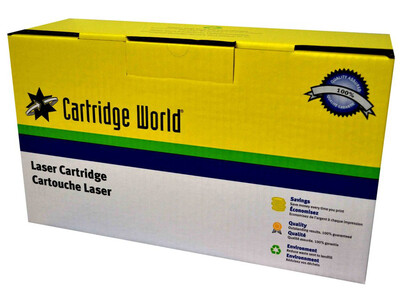 HP CF402A CW REPLACEMENT TONER YELLOW 201A
