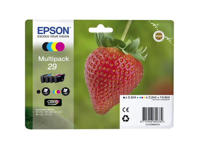 EPSON T2986 ORIGINAL MULTIPACK 4 INKS