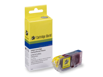 CANON CLI521 CW REPLACEMENT MAGENTA INK