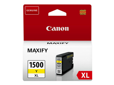 CANON PGI1500 XL ORIGINAL YELLOW INK