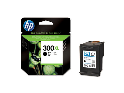 HP 300 EXTRA LARGE ORIGINAL BLACK INK 12ML