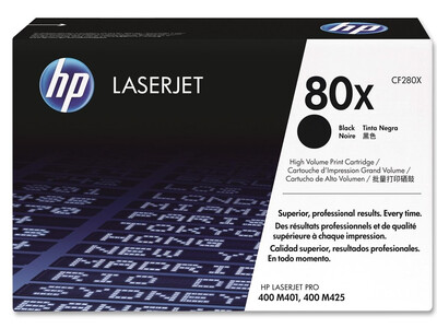 HP CF280X ORIGINAL TONER BLACK 80X