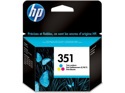 HP 351 ORIGINAL COLOUR INK 3.5ML