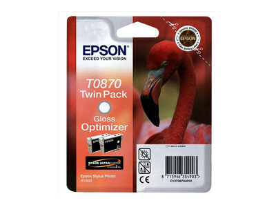 EPSON T0870 ORIGINAL GLOSSY OPTIMIZER