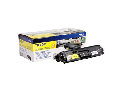 BROTHER TN326 ORIGINAL TONER YELLOW