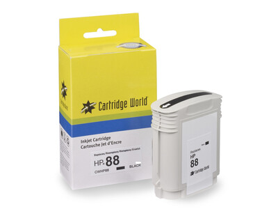 HP 88XL REPLACEMENT BLACK INK