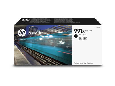 HP 991A ORIGINAL BLACK INK *10000  PAGES