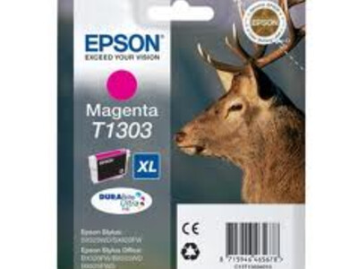 EPSON T1303 XL H/Y ORIGINAL MAGENTA INK