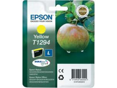 EPSON T1294 H/Y ORIGINAL YELLOW INK