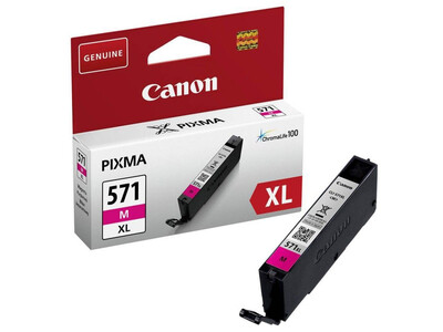 CANON CLI571 XL ORIGINAL MAGENTA INK